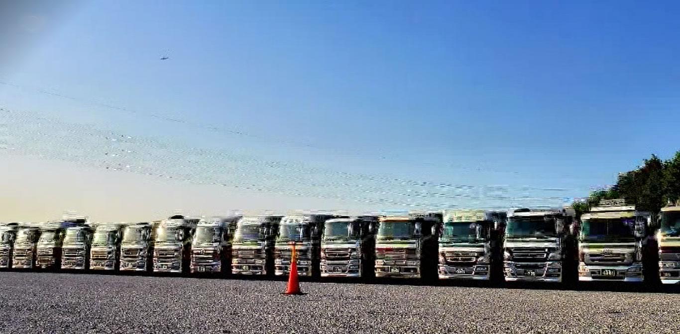 重量物輸送【東日本産業輸送株式会社】トレーラー輸送 物流輸送